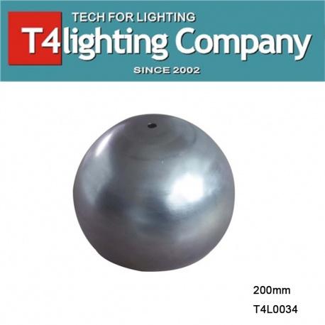 200 mm round  lamp shade