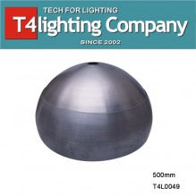 500 mm half round lamp shade