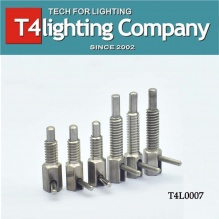 Stainless steel spring screw